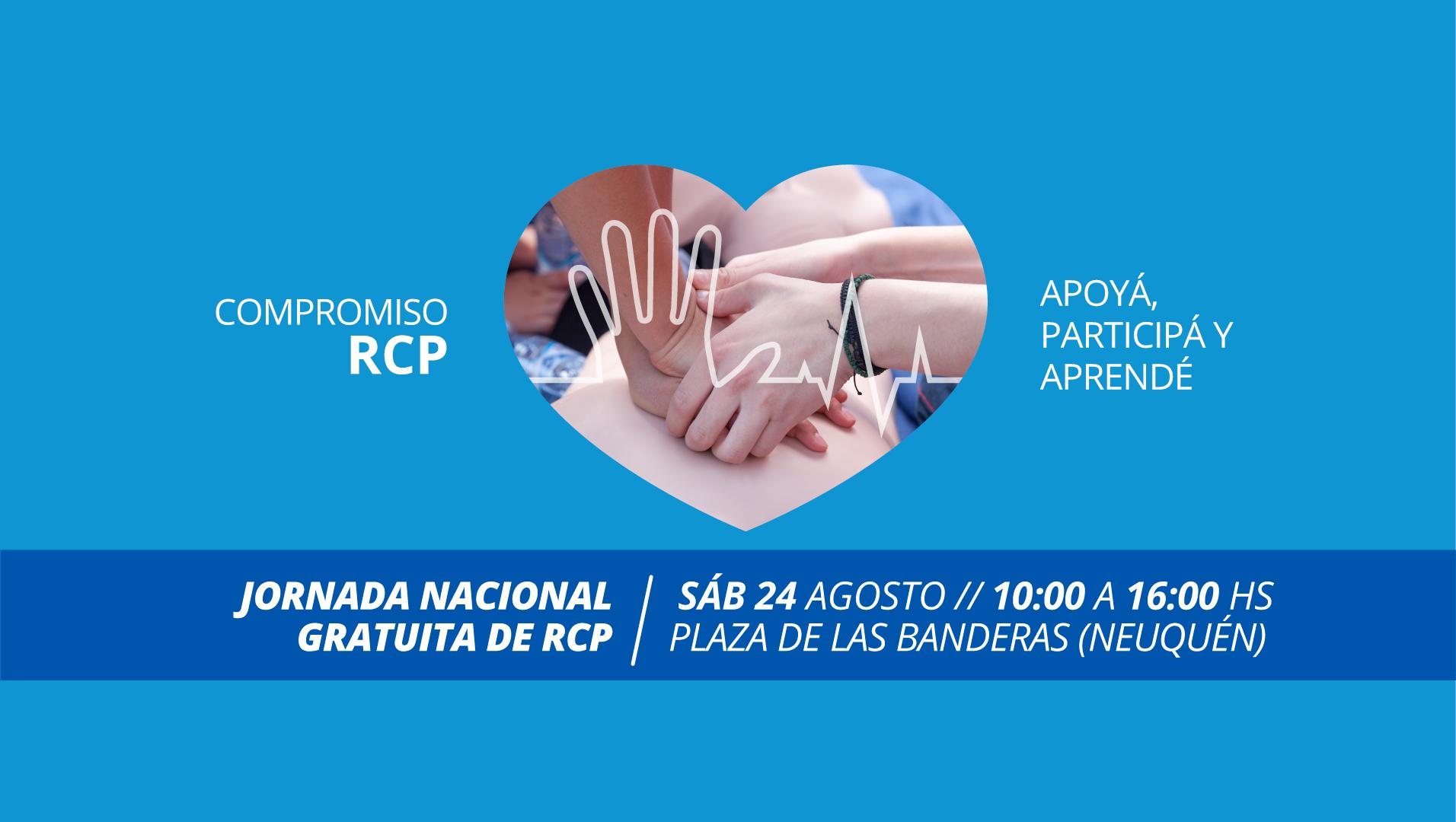 Jornada Nacional de RCP
