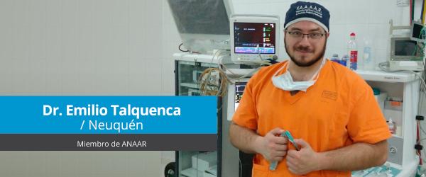 Entrevista del mes: Emilio Talquenca